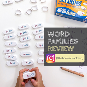 Word Families Review