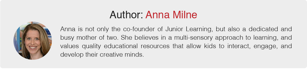 Anna Milne Author Description