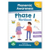 Phase 1 Phonemic Awareness Workbook