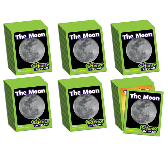 Science Decodables Phase 4 Non-Fiction - 6 Pack