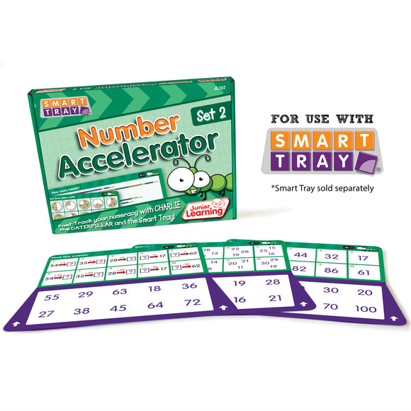 Smart Tray - Number Accelerator (Set 2)