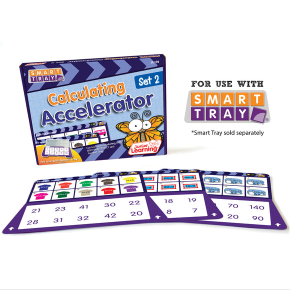 Smart Tray - Calculating Accelerator (Set 2)