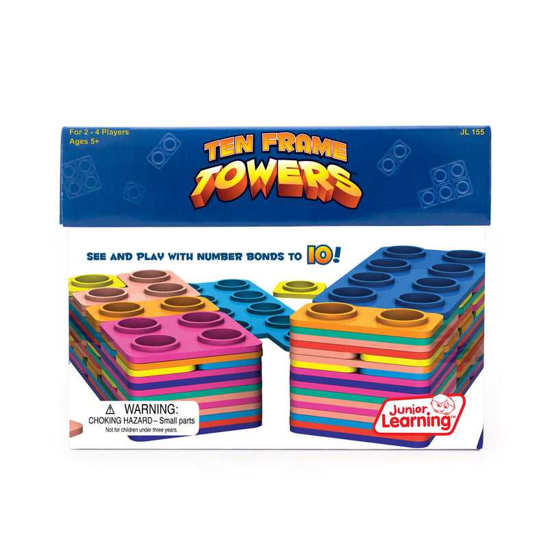 Ten Frame Towers