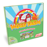 Rainbow Phonics Word Farm Landscapes
