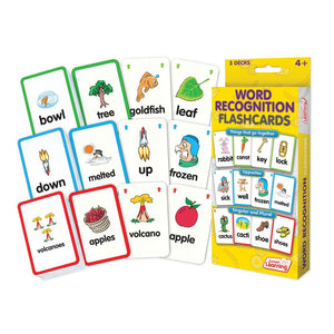 Word Recognition Flashcards
