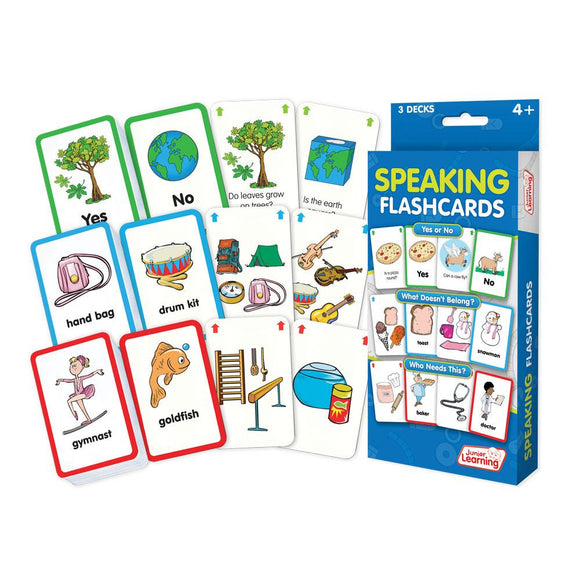 Speaking Flashcards