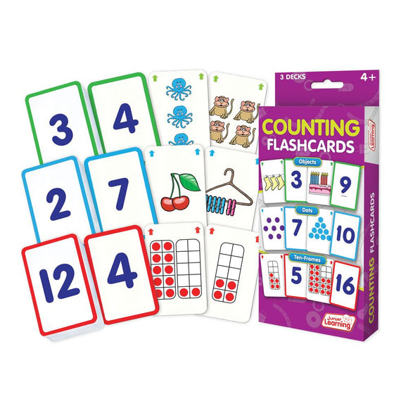 Counting Flashcards