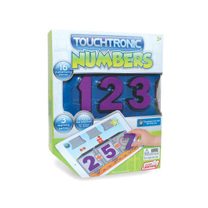 Touchtronic Numbers