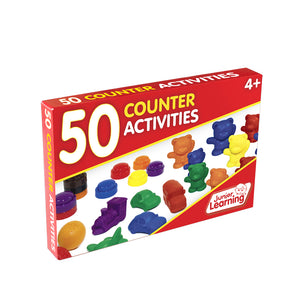 50 Counter Activities