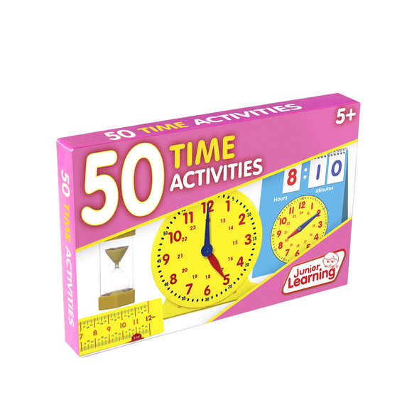 50 Time Activities