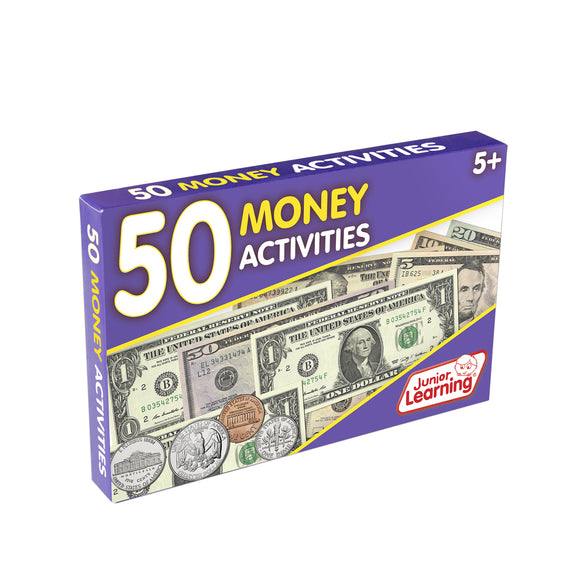 50 Money Activities USA