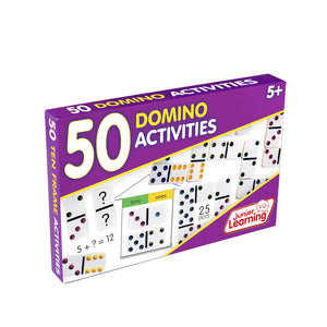 50 Dominoes Activites