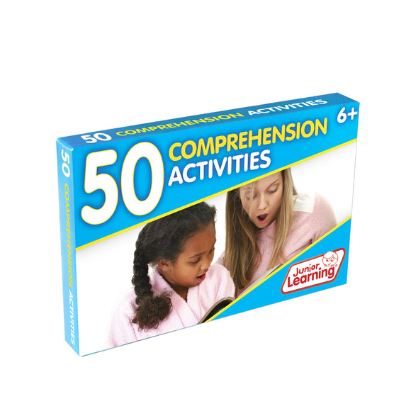 50 Comprehension Activities