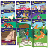 Decodable Readers Phase 3 - Phonics Fiction (6-Pack)
