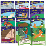 Decodable Readers Phase 3 - Phonics Fiction