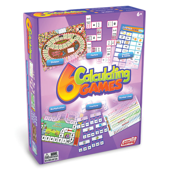 6 Calculating Games