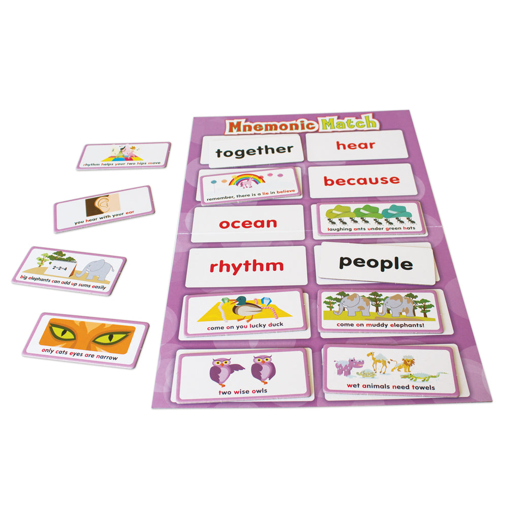 6 Spelling Games – Junior Learning USA