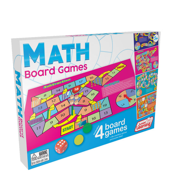 JL425 | Math Board Games