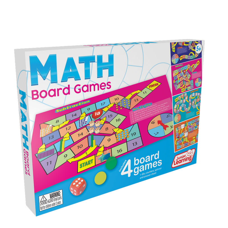 Math Board Games