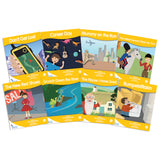 Fantail Readers Level 10 - Gold Fiction (6-Pack)