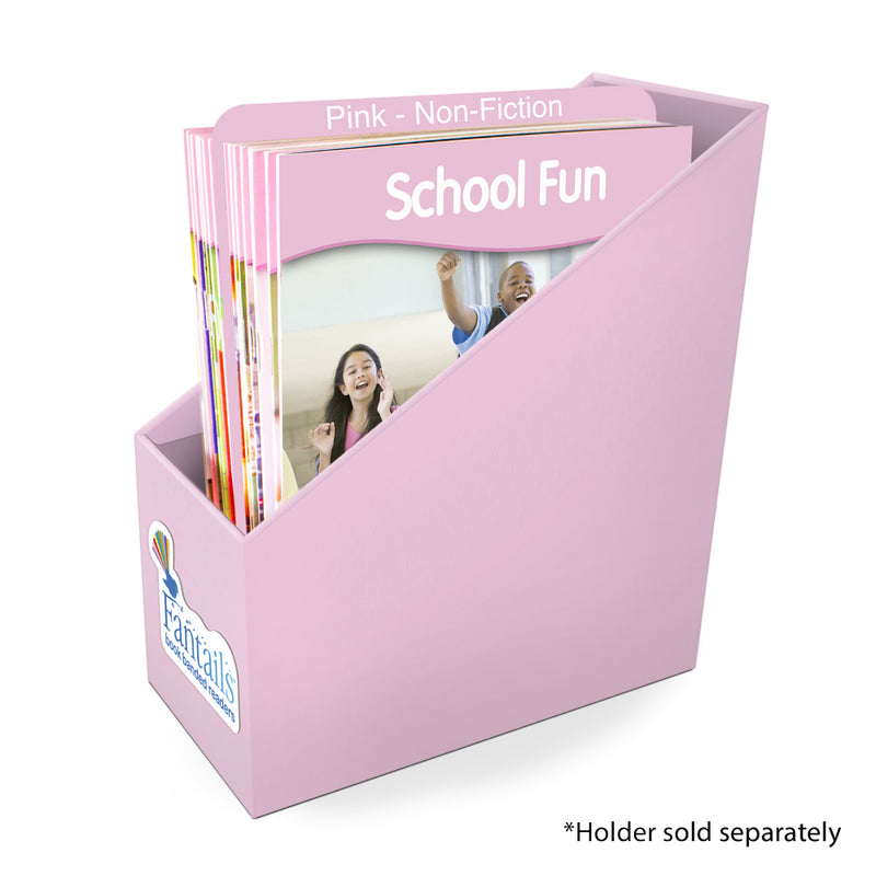 Fantail Readers Level 2 - Pink Non-Fiction