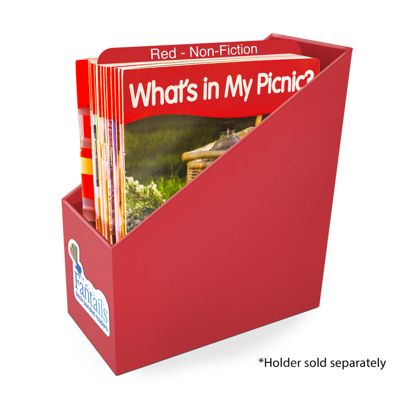 Fantail Readers Level 3 - Red Non-Fiction (6-Pack)