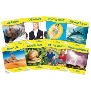Fantail Readers Level 4 - Yellow Non-Fiction