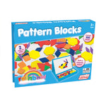 Rainbow Pattern Blocks