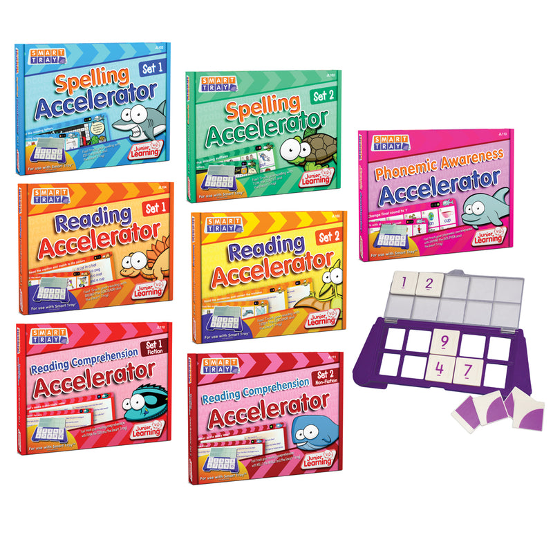 Smart Tray Language Arts Accelerator Set