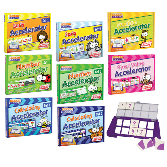 Smart Tray Numeracy Set