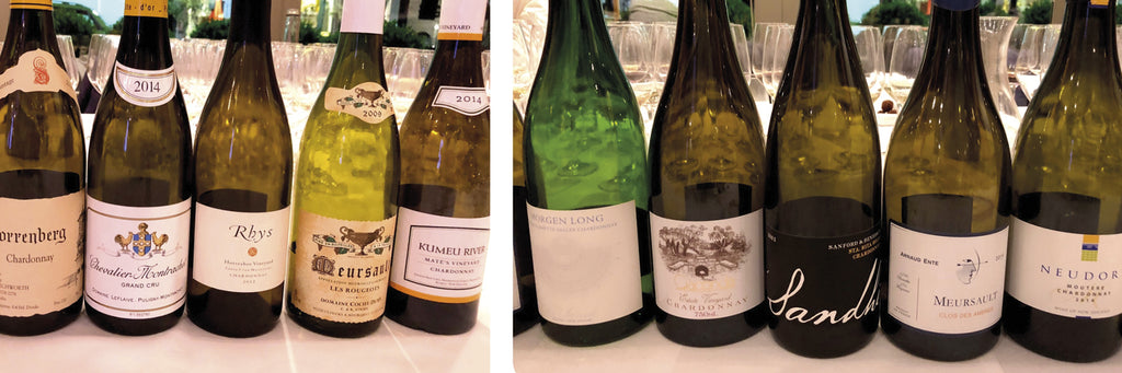 Blind Tasting at La Trompette  - London
