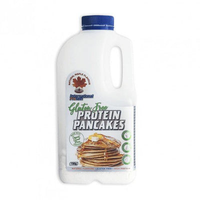 INTERNATIONAL PROTEIN High Protein Pancake Mix