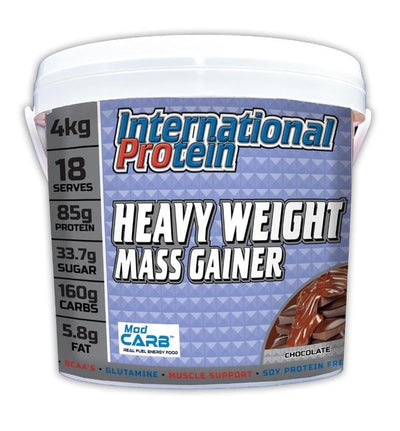 INTERNATIONAL PROTEIN Heavy Weight Mass Gainer