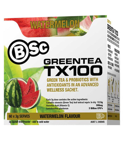 BSc Green Tea TX100