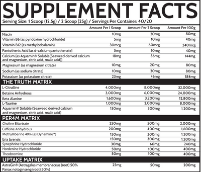 INSPIRED NUTRACEUTICALS DVST8
