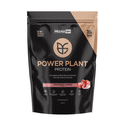 PRANA ON Power Plant Protein
