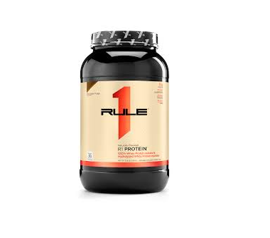 RULE 1 Whey Isolate Naturally Flavoured