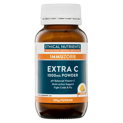ETHICAL NUTRIENTS Extra C 1000mg Powder