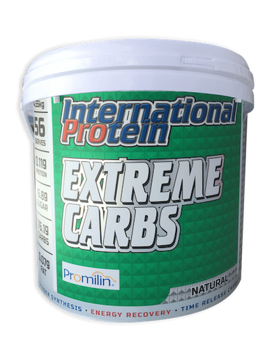 INTERNATIONAL PROTEIN Extreme Carbs Natural