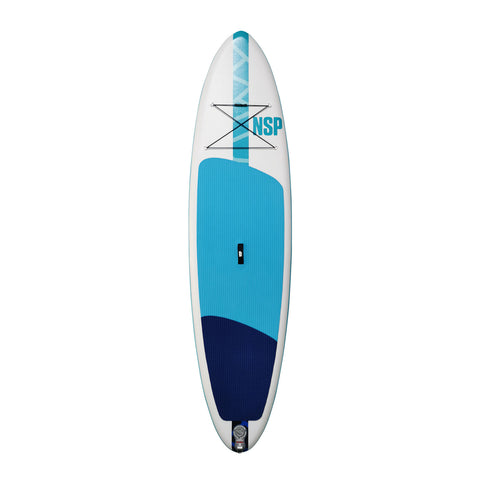 NSP o2 All Rounder LT Inflatable SUP  10'6''