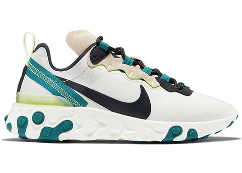 NIKE W React Element 55 fossil stone dk smoke grey BQ2728202