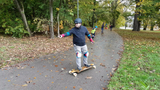 Gutschein Longboard Privat Kurs inkl. Equipment 1,5 Std. - 2 Personen