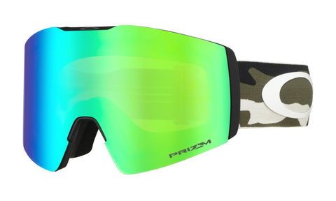Oakley Fall Line XL Dark Brush Camo Prizm Jade Iridium Goggle