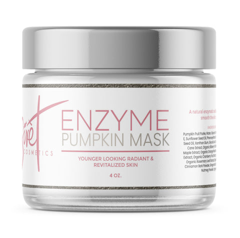 Enzyme Pumpkin Mask