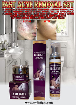 Flolight Fast Acne Removal skin care