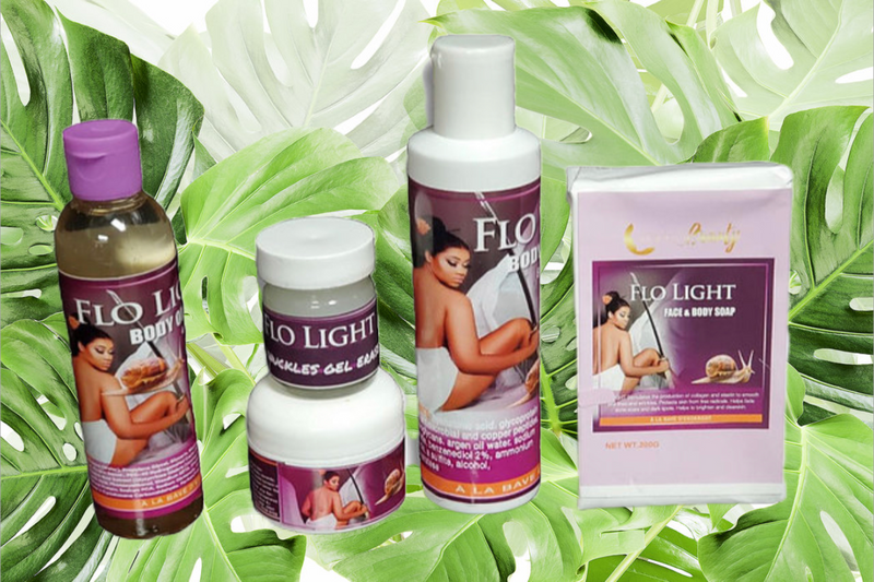 Flolight Mini Set skin care