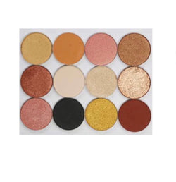 Cauchemar Eye Shadow Palette