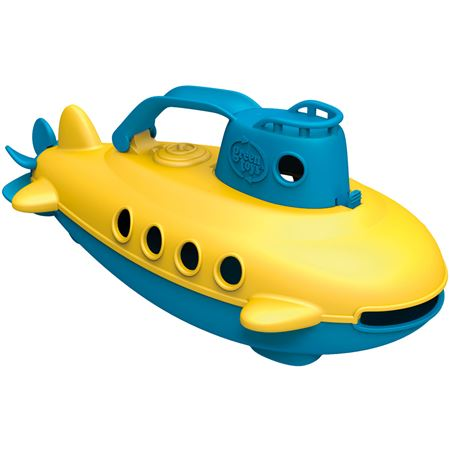 100% Recycled Plastic Submarine
