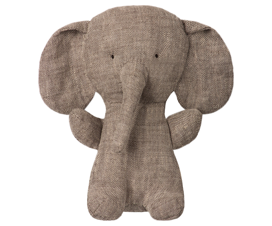Mini Linen Elephant - Moo Like a Monkey