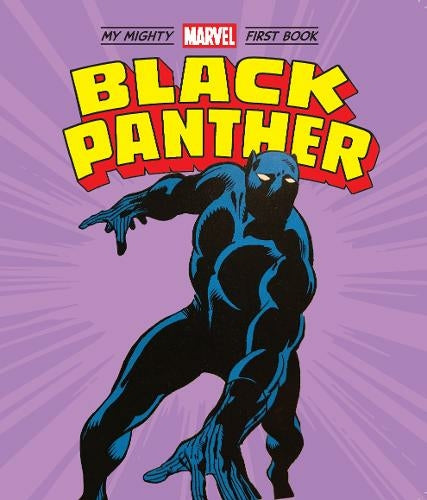 Black Panther: My Mighty Marvel First Book